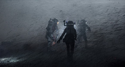 That dust storm in 'The Martian' wouldn't actually be that bad