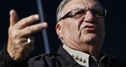Will Arizona sheriff be held in contempt for rogue immigration patrols?