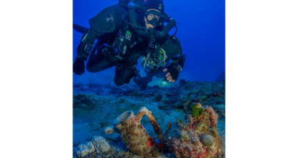 2,000-year-old Greek shipwreck yields amazing treasures