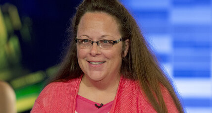 Kim Davis: Will her 15 minutes with Pope Francis change views of his visit? (+video)