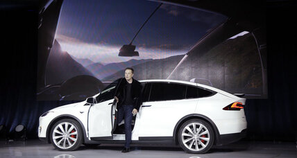 With new SUV Model X, Tesla aims for the family market – at a price