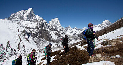 Nepal may limit access to Mount Everest. A good idea?