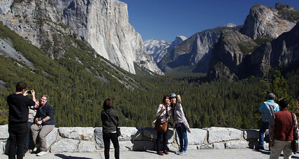 Will heat make Yosemite's iconic arches and cliffs fall apart?