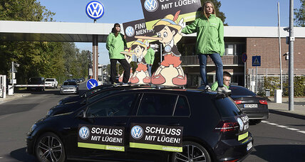 Not just about cars: Volkswagen scandal pierces German identity (+video)
