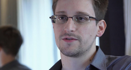 Edward Snowden just joined Twitter. He's already creating a stir