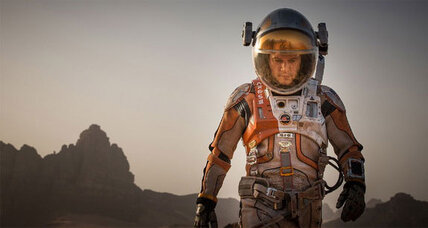 What's the story with Matt Damon's spacesuit in 'The Martian'?