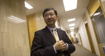 China meddles in Hong Kong rejection of top university figure
