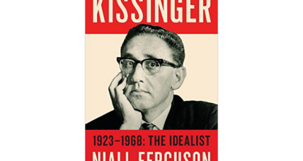 'Kissinger 1923-1968: The Idealist' portrays a Kissinger few know