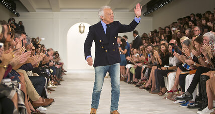 Ralph Lauren steps down as CEO of his fashion empire