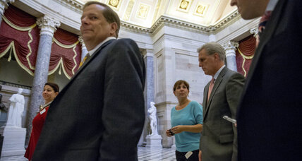 Congress averts government shutdown – for now