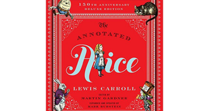 How 'Alice's Adventures in Wonderland' changed the life of Joyce Carol Oates