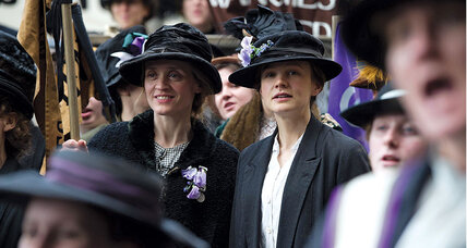 'Suffragette': Actress Carey Mulligan is a fiercely intelligent performer