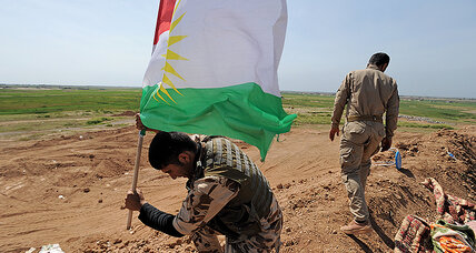 Are Kurds closer to realizing their dream of an independent state?