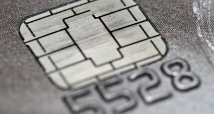 Is your credit card secure? How to get latest chip and dip technology