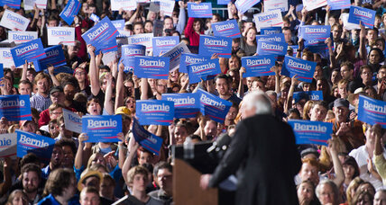 Bernie who? Why does TV media ignore Sanders even as he tops polls?