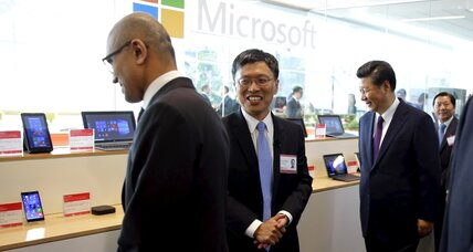 Microsoft and Google bury the patent hatchet