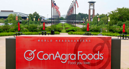 ConAgra cuts jobs and moves to the Windy City