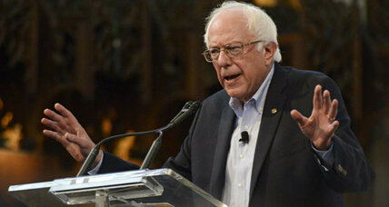 Bernie Sanders' $26 million haul proves he's a serious challenger