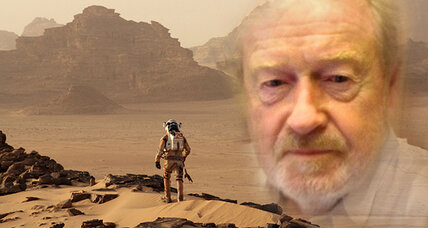 An interview with 'The Martian' director Ridley Scott