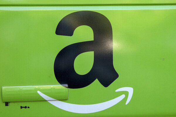 Five little known amazon price hacks csmonitor the amazon inc logo is seen on the side of a delivery truck in brooklyn new york august 28 2015 fandeluxe Image collections