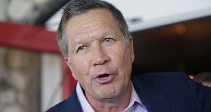 Why John Kasich is gaining ground in New Hampshire