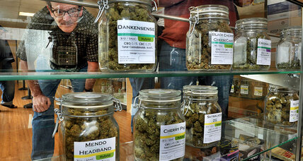 How Oregon's rollout of legal marijuana is different (+video)