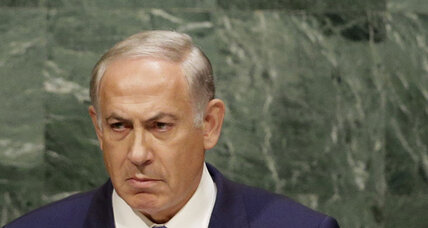 Israeli PM Netanyahu blasts Iran deal in UN speech