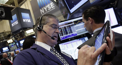 US stock market shudders in wake of lackluster jobs report