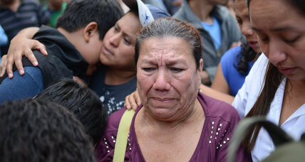 Mudslide leaves 26 dead in Guatemala City
