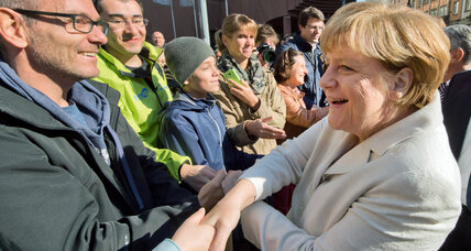 Germany marks 25 years of unity in the face of new challenges