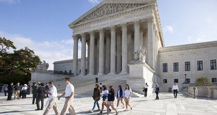 What cases will the Supreme Court examine in new term?