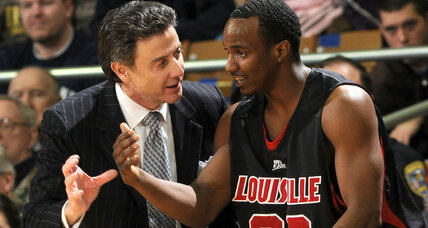Did University of Louisville hire escorts for basketball recruits?