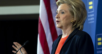 Hillary Clinton wants expelled LGBT vets to get 'honorable' discharges