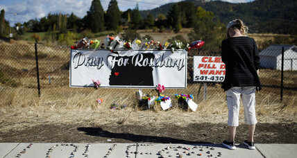 Oregon shooting survivors recall details of attack