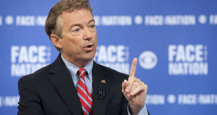 Rand Paul on 2016: Why the GOP candidate says he's not going anywhere