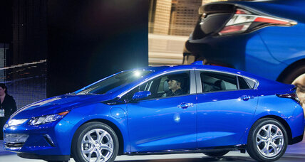 Some Chevy Volts will be self-driving next year