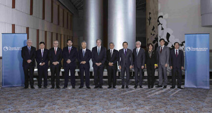Trans-Pacific Partnership deal takes shape: What are major sticking points? (+video)
