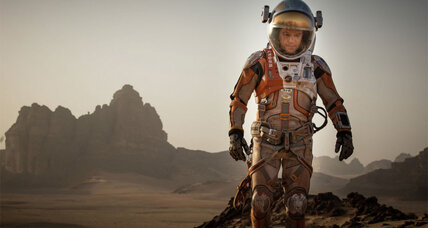 'The Martian': How it scored a big box office debut
