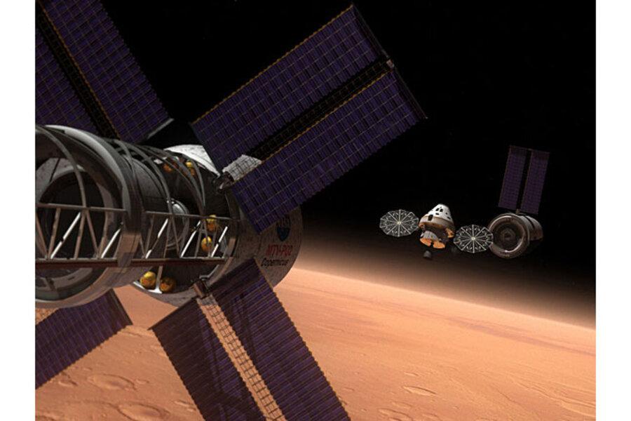 nasa mars landing human - photo #26