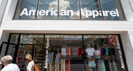 American Apparel bankruptcy: Were risqué ads a turnoff for consumers?