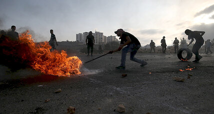 Spike in Israeli-Palestinian violence. Is it a new uprising?