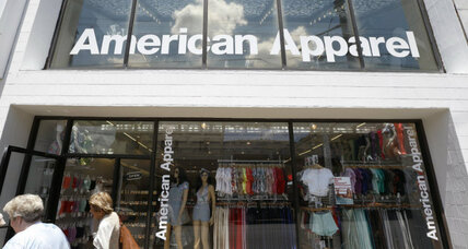 American Apparel bankruptcy: Is there still a market for US-made clothing?
