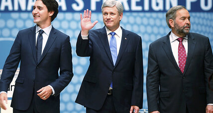 Hot-button topics in the Great White North: Canada preps for the polls