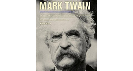 'Autobiography of Mark Twain, Vol. 3': rambling, cantankerous, funny – and sad