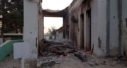 Why did US attack an Afghan hospital? Kunduz's troubling questions.
