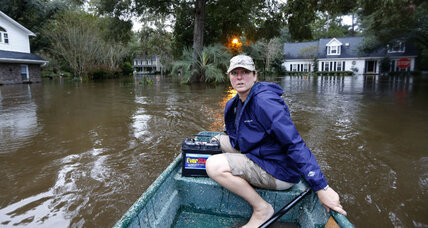The sun will come out for South Carolina but flood threats cloud recovery