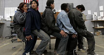 Fewer deportations signals change in mix of migrants to US (+video)