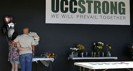 Oregon shooter left written rant about not having a girlfriend