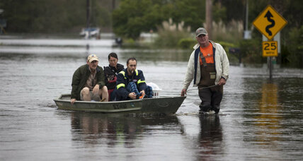 In the wake of record flooding, South Carolina residents remain resilient (+video)