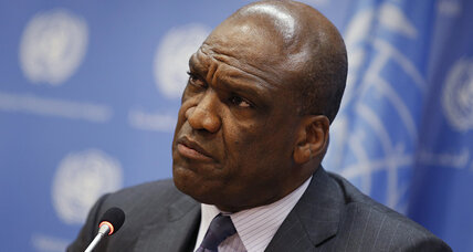 Former UN president facing bribery, tax fraud charges